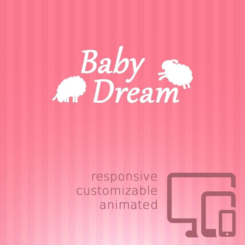theme - Kids & Toys - Baby Dream - 1