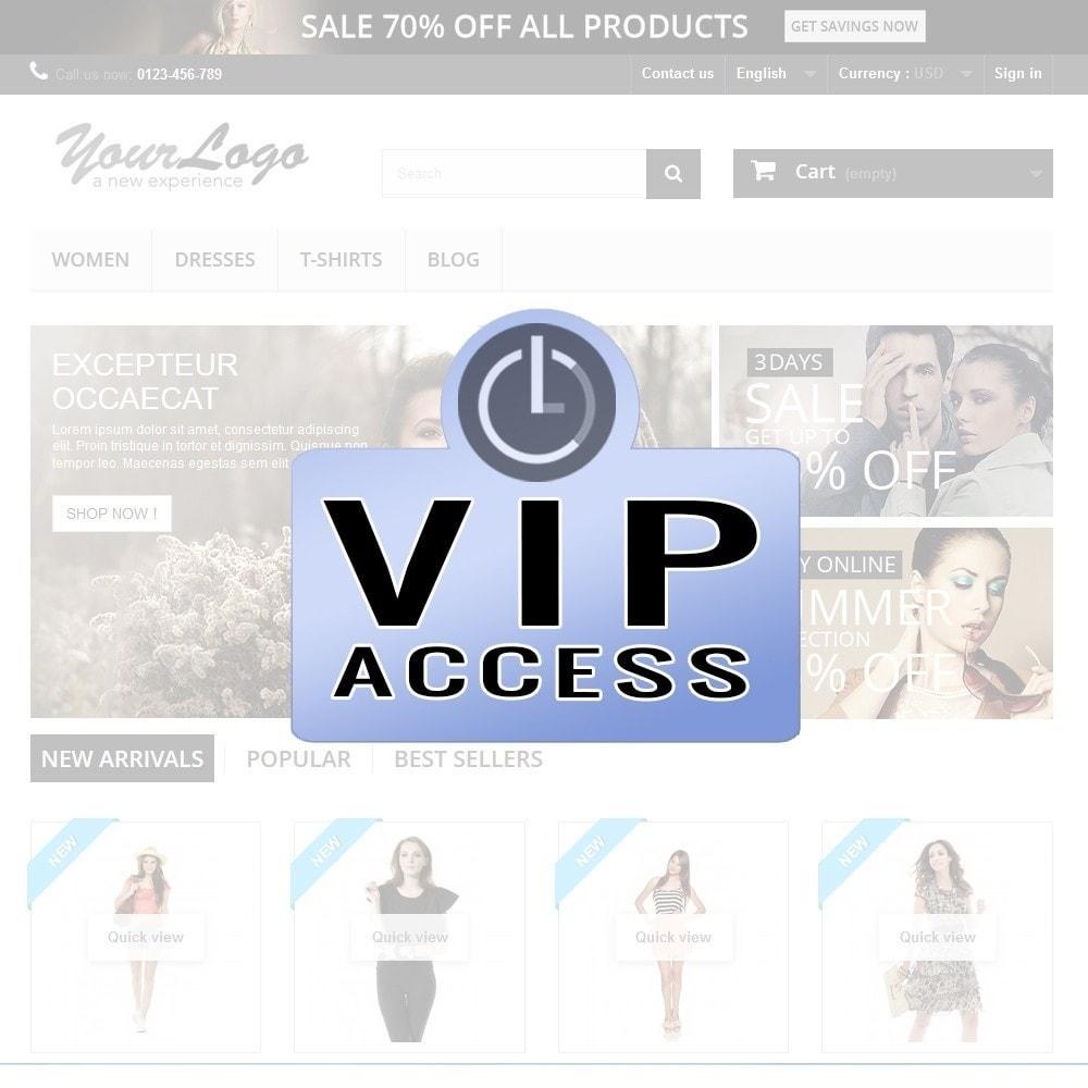 module - Security & Access - LC Private Shop - 1