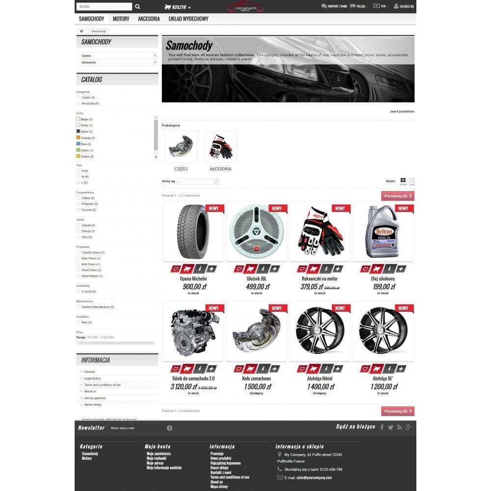 theme - Auto & Moto - Car Parts - 4