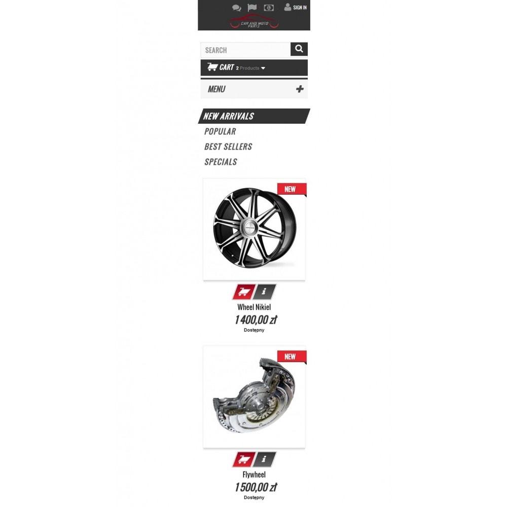 theme - Auto & Moto - Car Parts - 8
