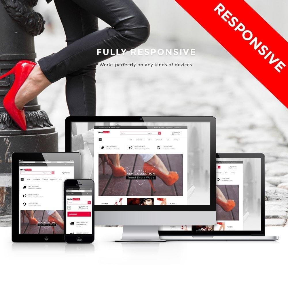 theme - Fashion & Shoes - Leo High Heels - 1