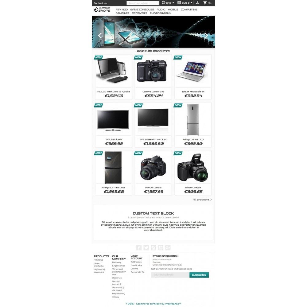 theme - Elektronika & High Tech - Sklepy Elektroniczne - 6