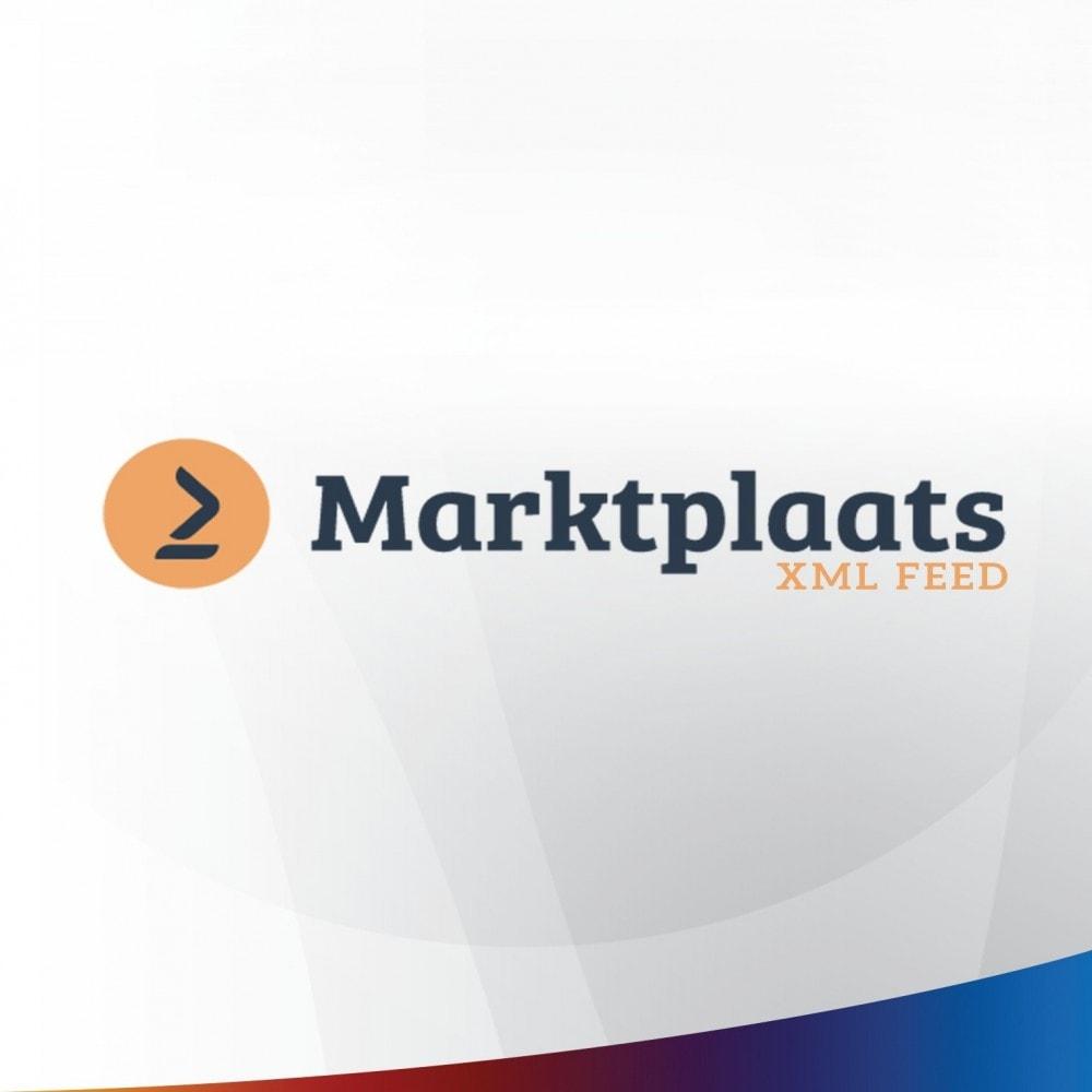 module - Marktplaats (marketplaces) - Marktplaats.nl Connector - XML-feed Product - 1