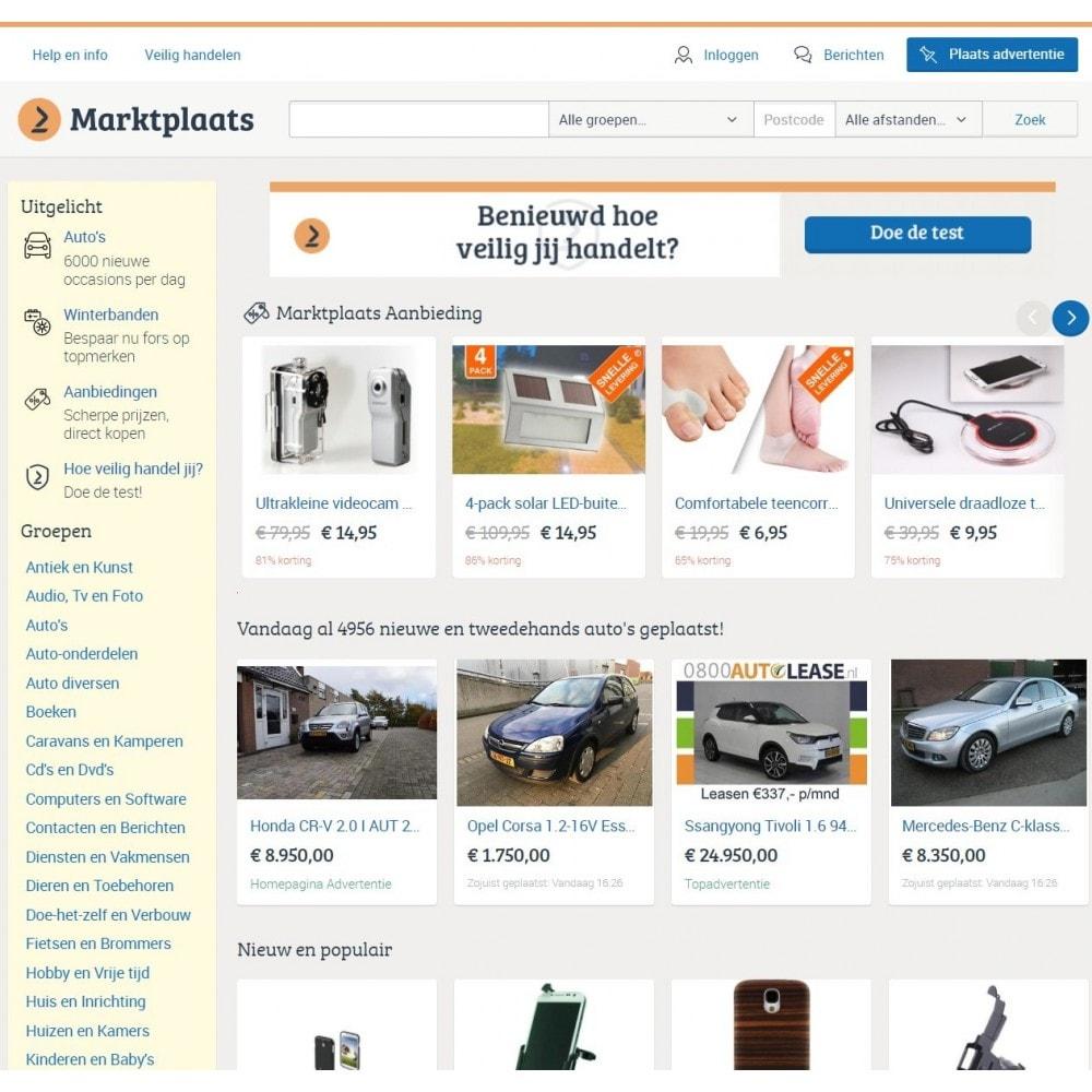 module - Marktplaats (marketplaces) - Marktplaats.nl Connector - XML-feed Product - 5