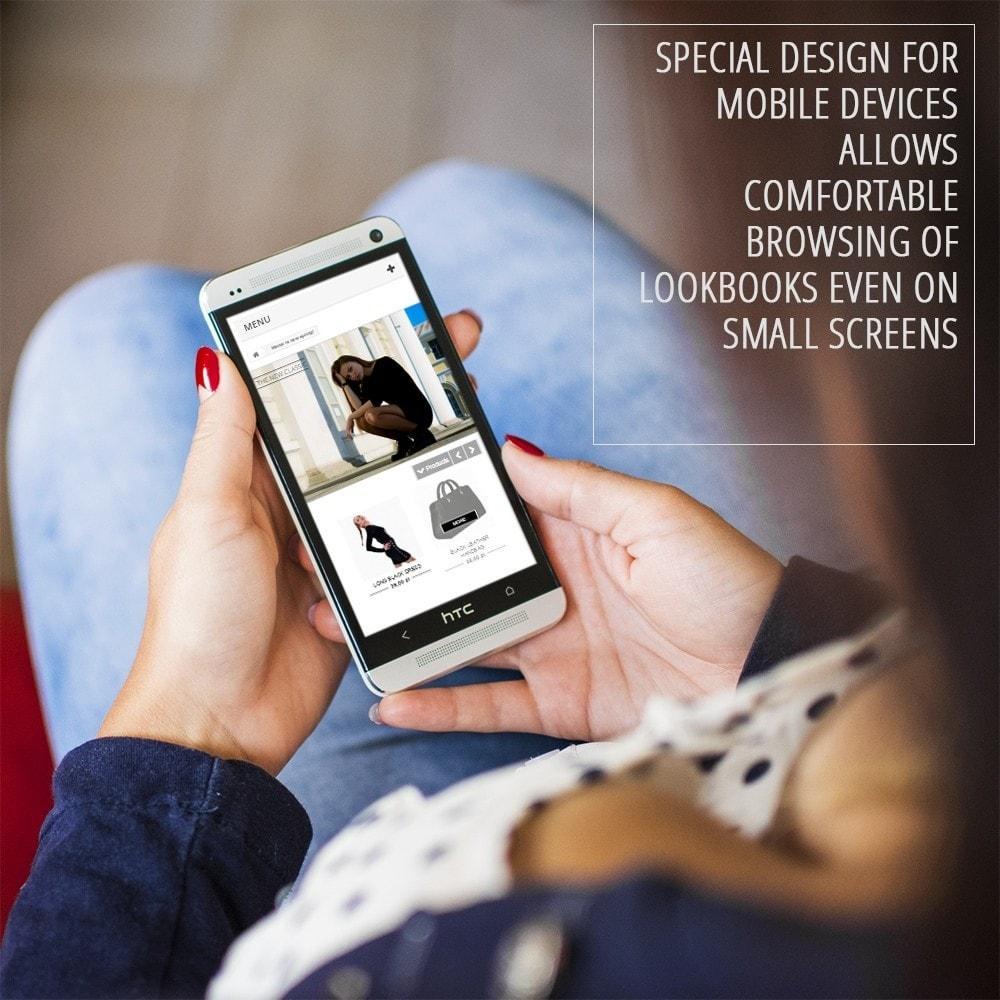 module - Slidery & Galerie - Lookbooki produktów - 3