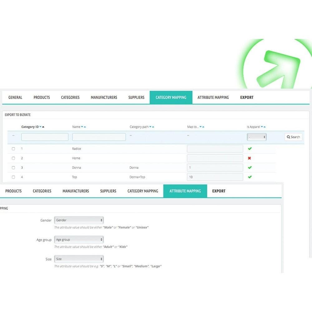 module - Price Comparison - Bizrate - Export + Advanced Filters - 5