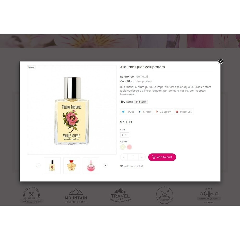 theme - Gezondheid & Schoonheid - Beauty Perfume Store - 6