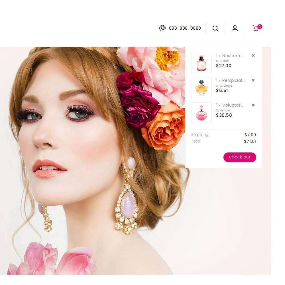 theme - Здоровье и красота - Beauty Perfume Store - 8