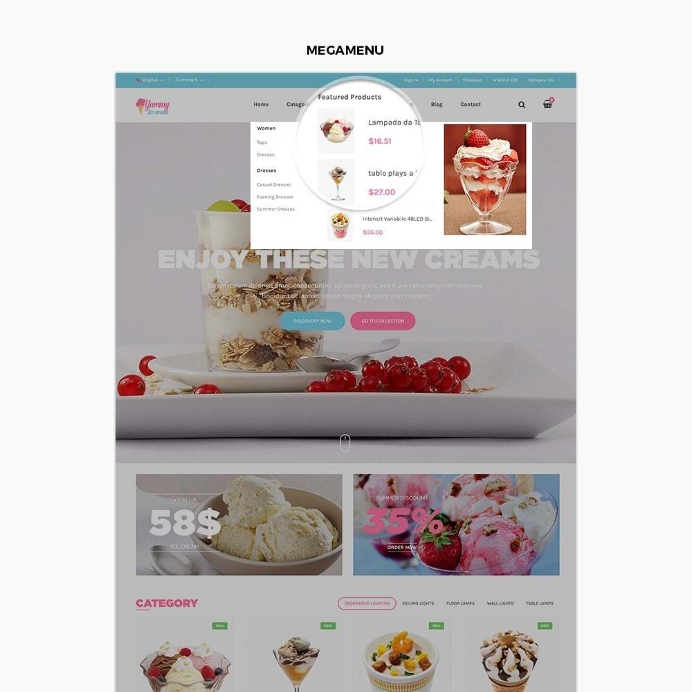theme - Food & Restaurant - Leo Yummy - 4