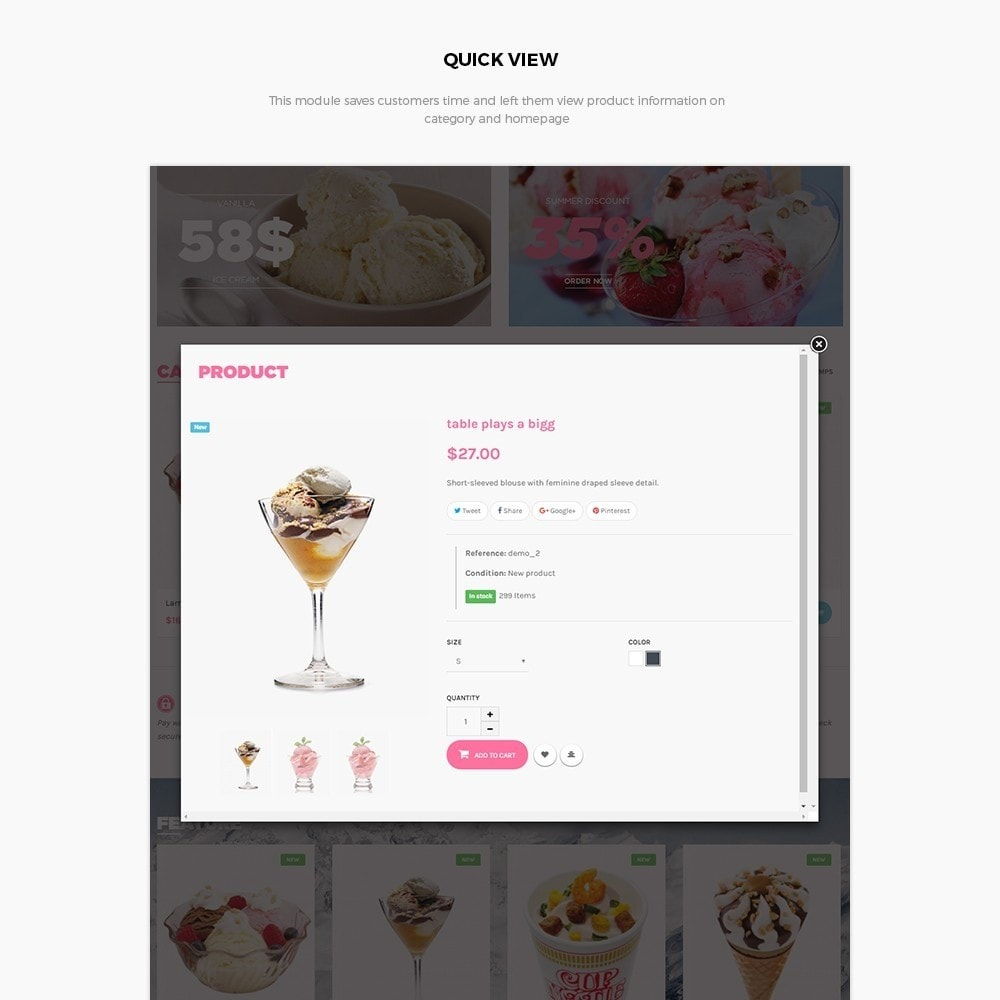theme - Food & Restaurant - Leo Yummy - 5