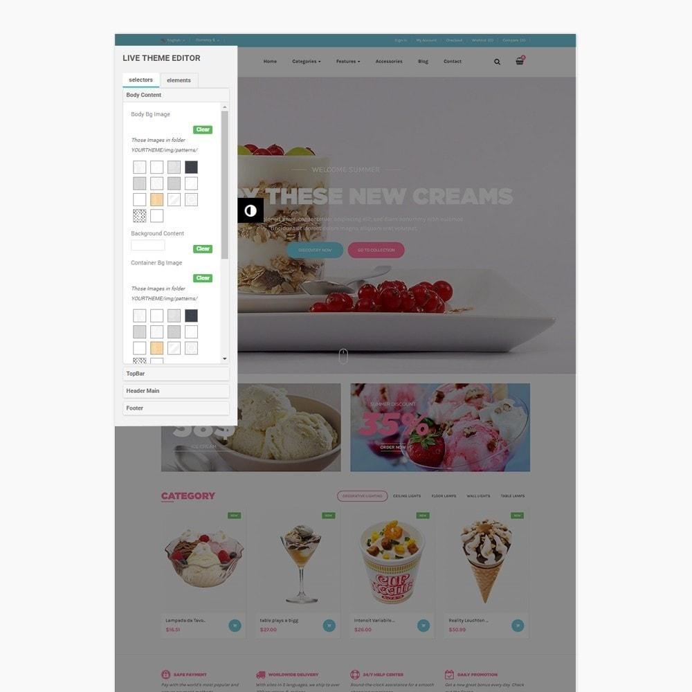 theme - Food & Restaurant - Leo Yummy - 6
