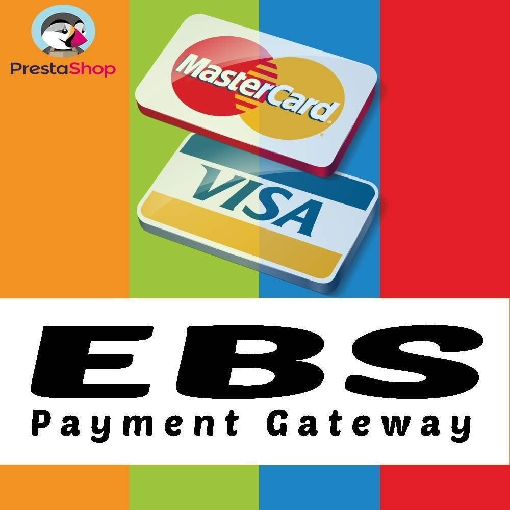 module - Paiement par Carte ou Wallet - EBS Payment Gateway India - 1