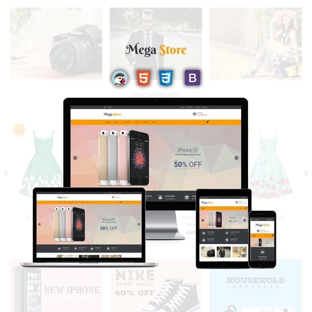 theme - Elektronik & High Tech - Mega Store - 1