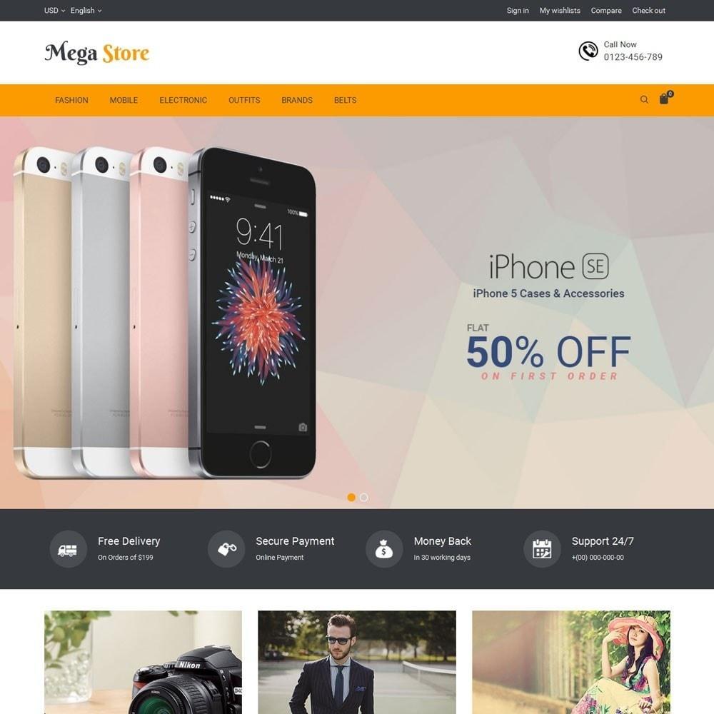 theme - Elektronik & High Tech - Mega Store - 2