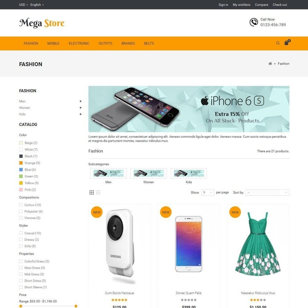 theme - Elektronik & High Tech - Mega Store - 3