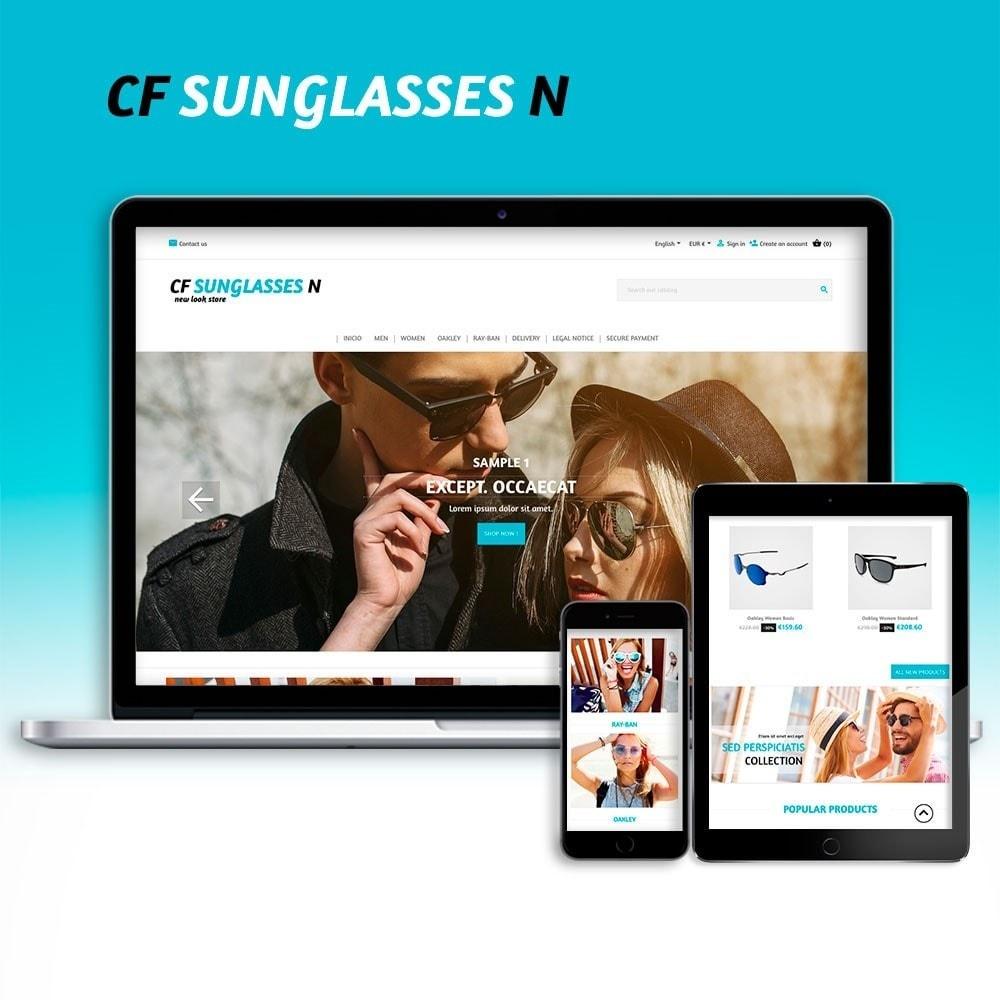 theme - Moda & Calçados - CF Sunglasses N - 1