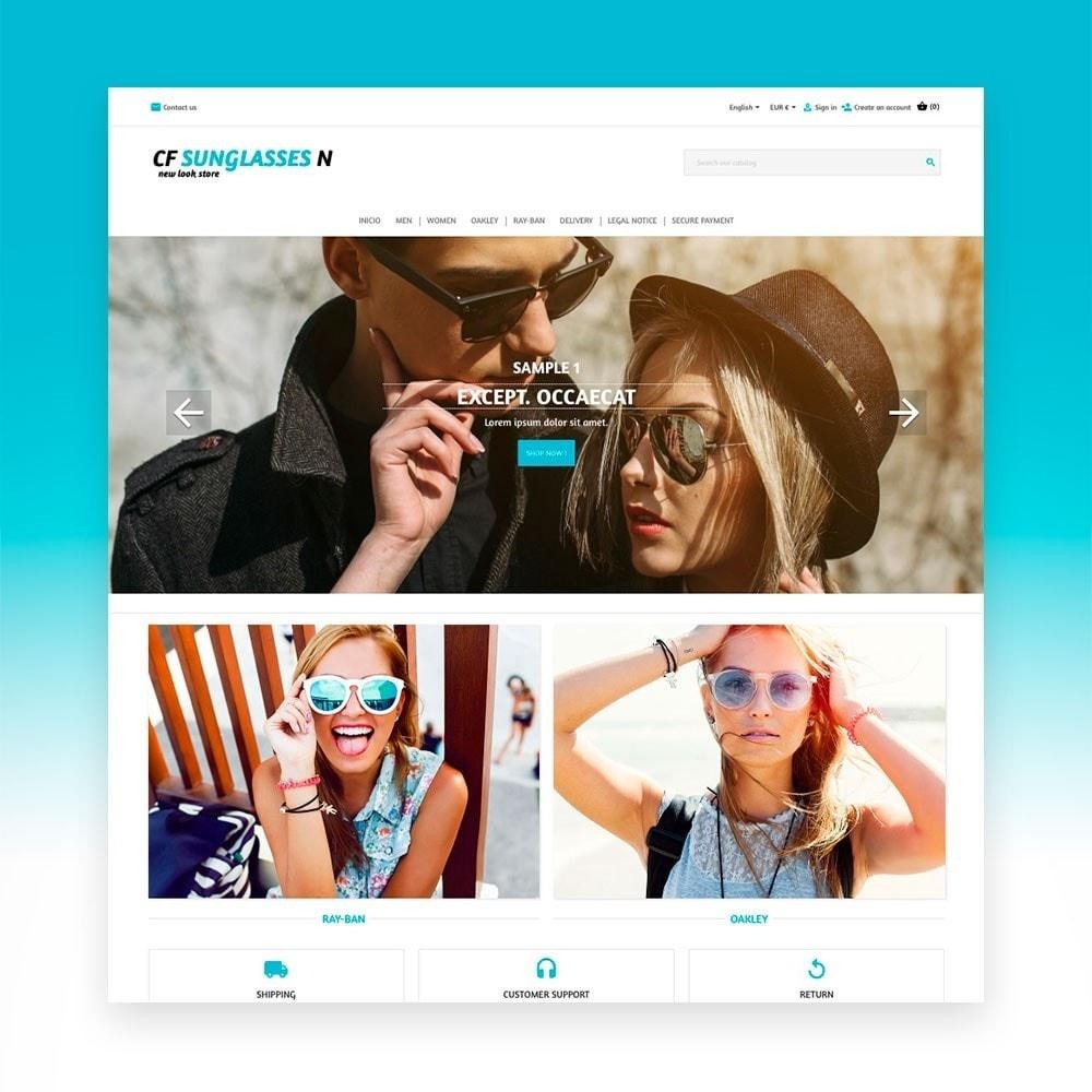 theme - Moda & Calçados - CF Sunglasses N - 2
