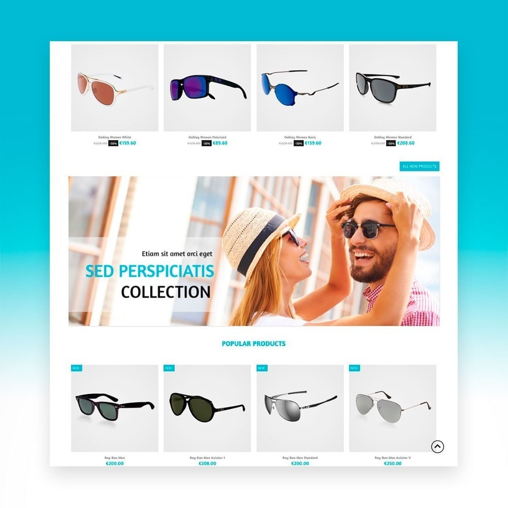 theme - Mode & Chaussures - CF Sunglasses N - 3