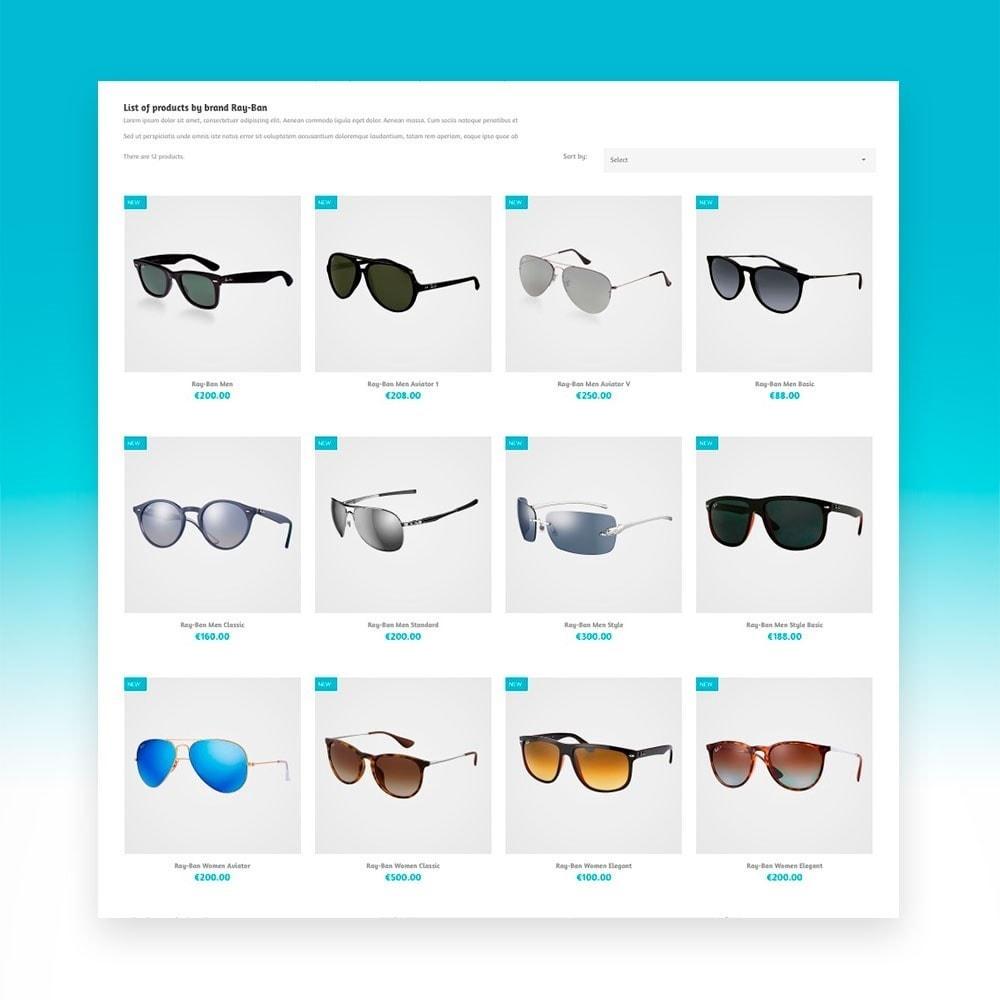 theme - Mode & Chaussures - CF Sunglasses N - 4