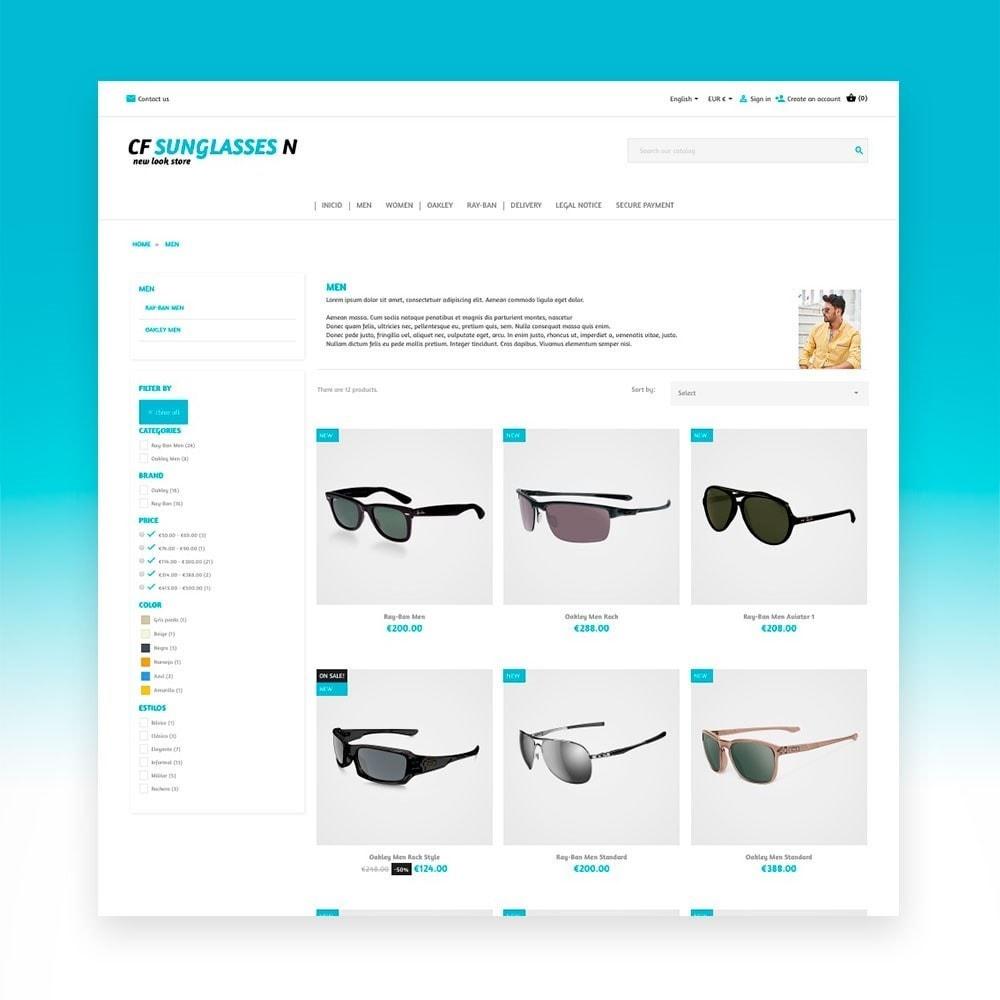 theme - Mode & Chaussures - CF Sunglasses N - 5