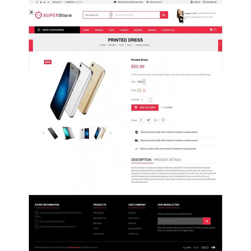 theme - Electrónica e High Tech - Super Store Electronic - 5