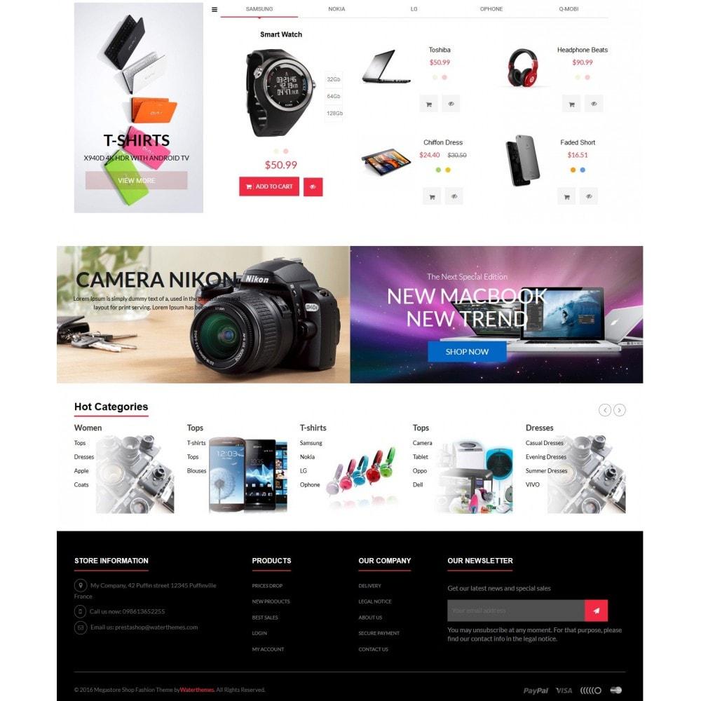 theme - Electrónica e High Tech - Super Store Electronic - 6