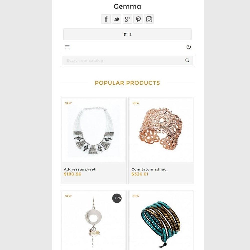 theme - Bellezza & Gioielli - Gemma - 11