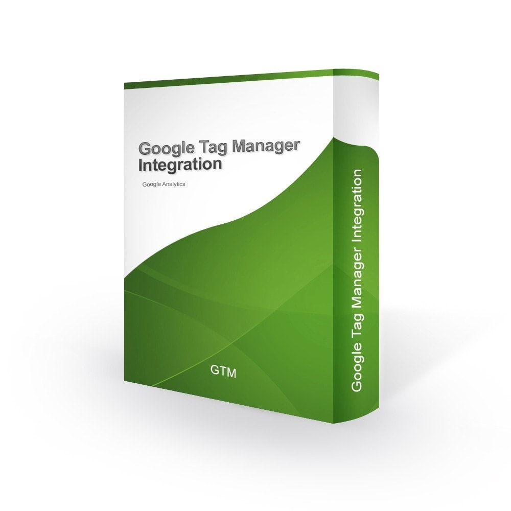 module - SEO (Referenciamento natural) - Integration Google Tag Manager - 1