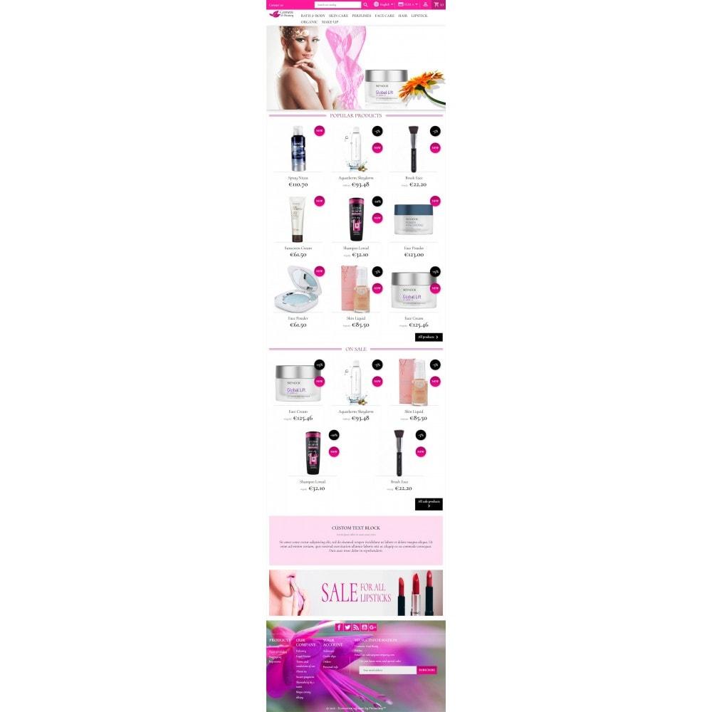 theme - Saúde & Beleza - Cosmetics & Beauty - 5
