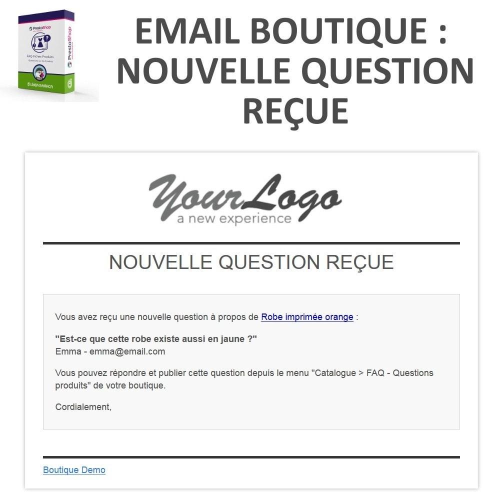 module - FAQ (questions fréquentes) - FAQ Fiches Produits - Foire aux questions fréquentes - 8