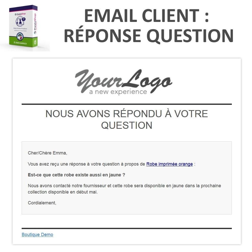 module - FAQ (questions fréquentes) - FAQ Fiches Produits - Foire aux questions fréquentes - 12