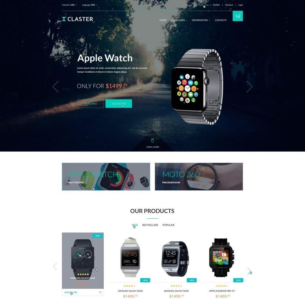 theme - Elektronik & High Tech - Claster - Uhren Shop - 2
