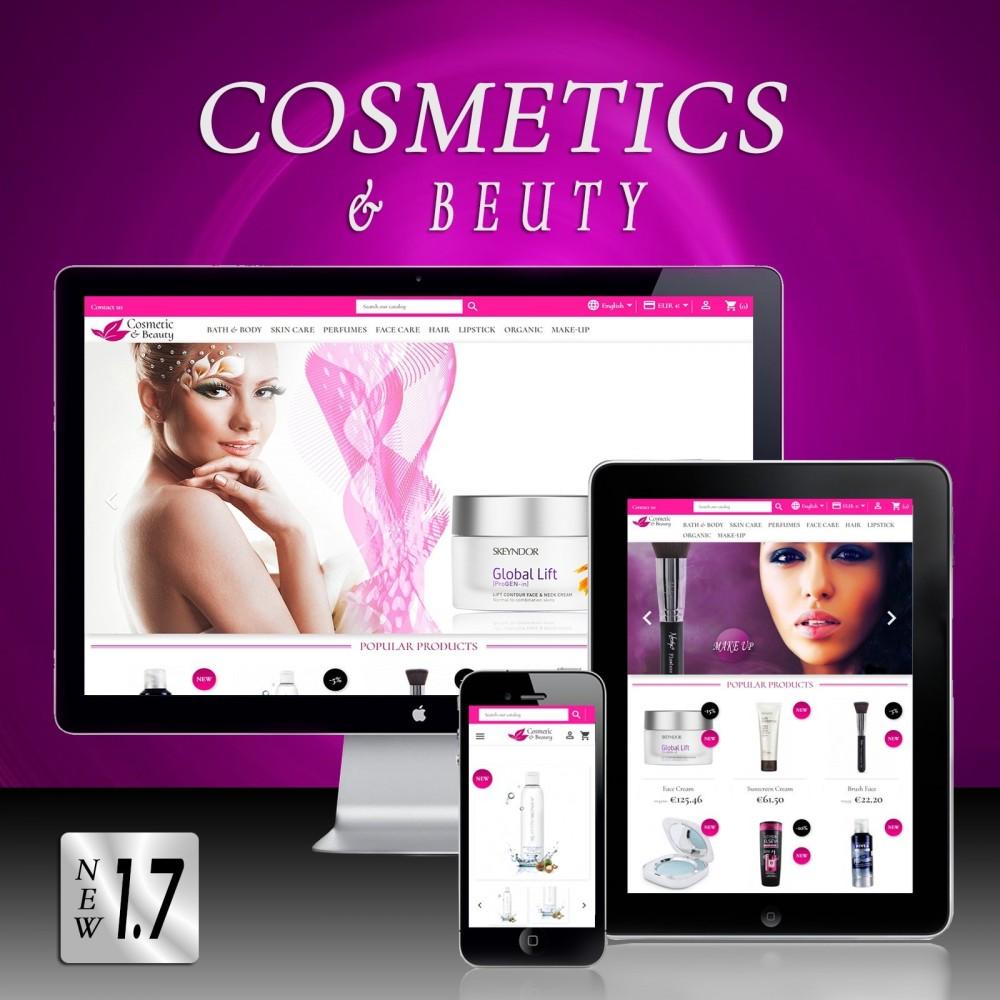 theme - Gezondheid & Schoonheid - Cosmetics & Beauty - 1