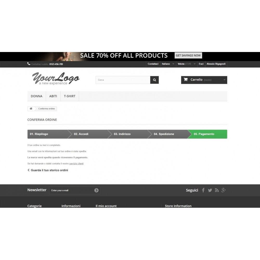 module - Pago con Tarjeta o Carteras digitales - Commerceweb Intesa Sanpaolo gateway Monetaweb - 6
