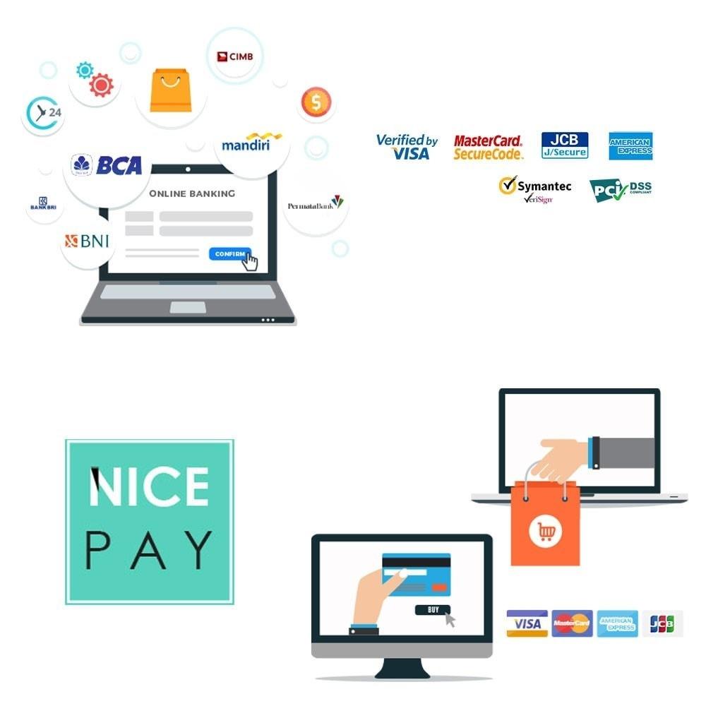 module - Creditcardbetaling of Walletbetaling - Nicepay - 1