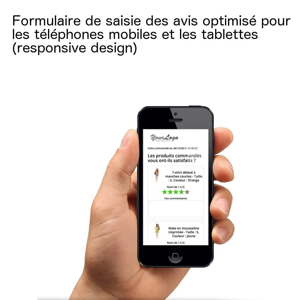 module - Avis clients - Avis produits sur une seule page (+ envoi e-mails) ! - 7