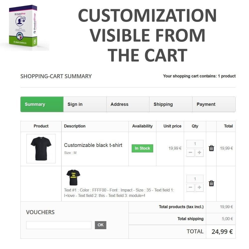 module - Diversificação & Personalização de Produtos - Product Customization - Add Text over the Product Image - 7