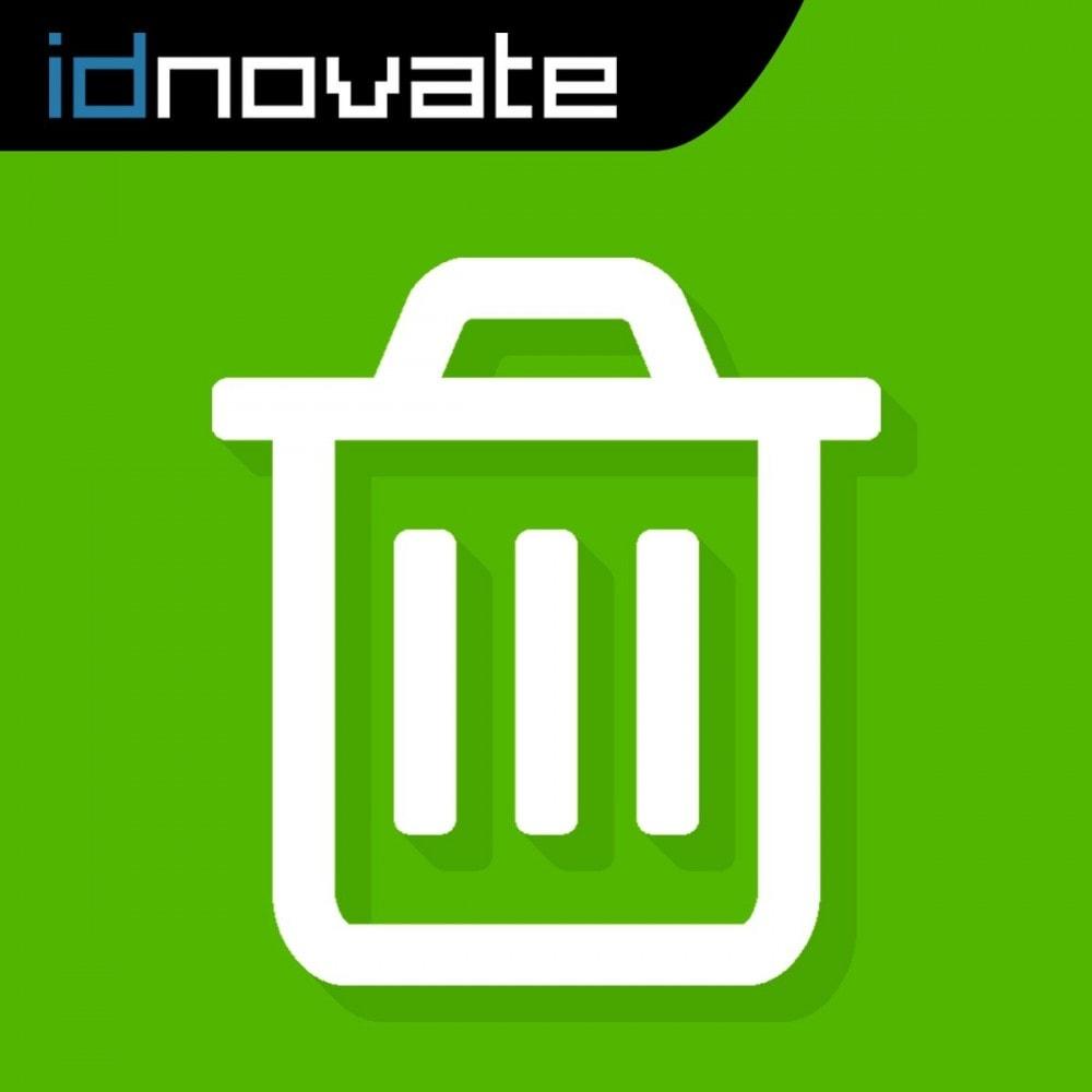 module - Gestión de Pedidos - Borrado de pedidos Plus - Elimina pedidos fácilmente - 1