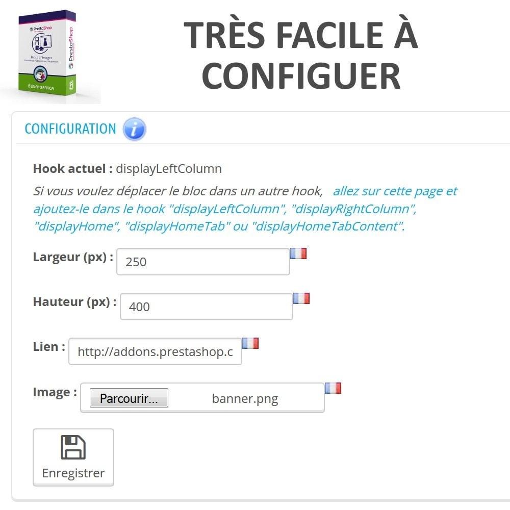 module - Blocs, Onglets & Bannières - Blocs d´Images - Bannières Publicitaires - 4