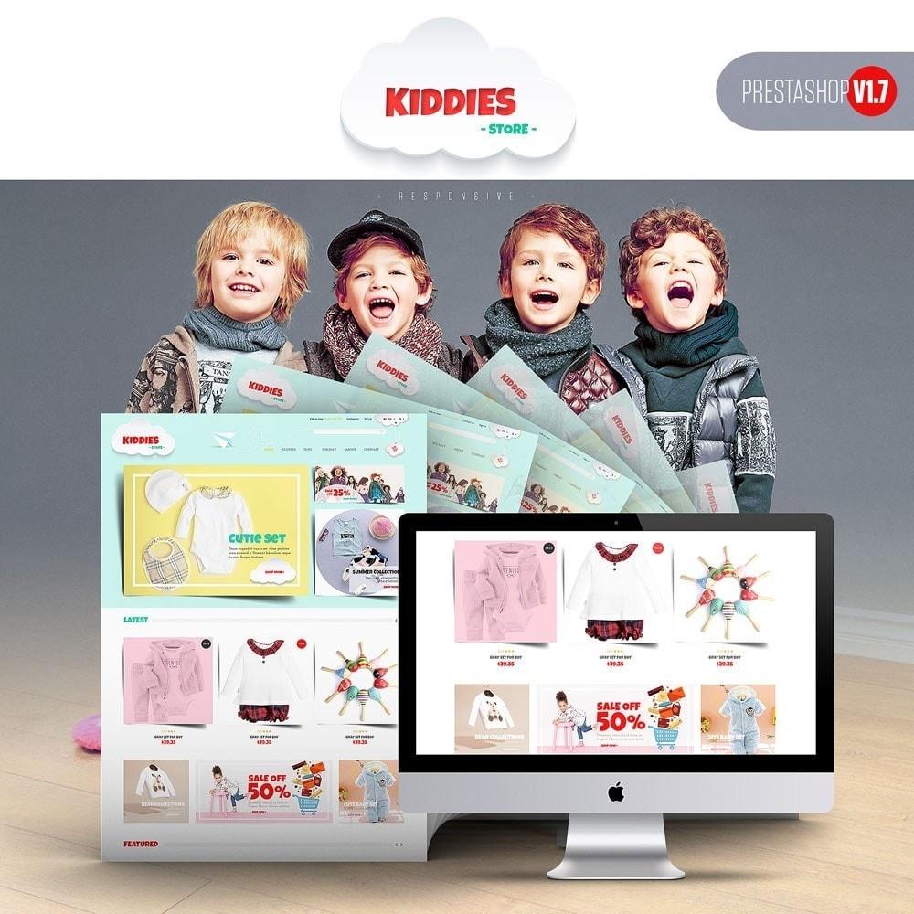 theme - Kids & Toys - Kiddies Store - 1