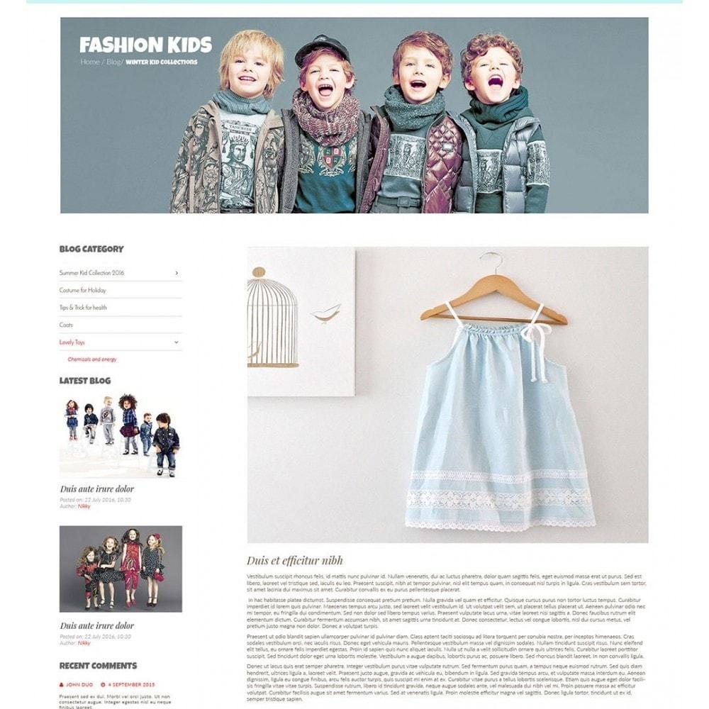 theme - Дети и Игрушки - Kiddies Store - 8