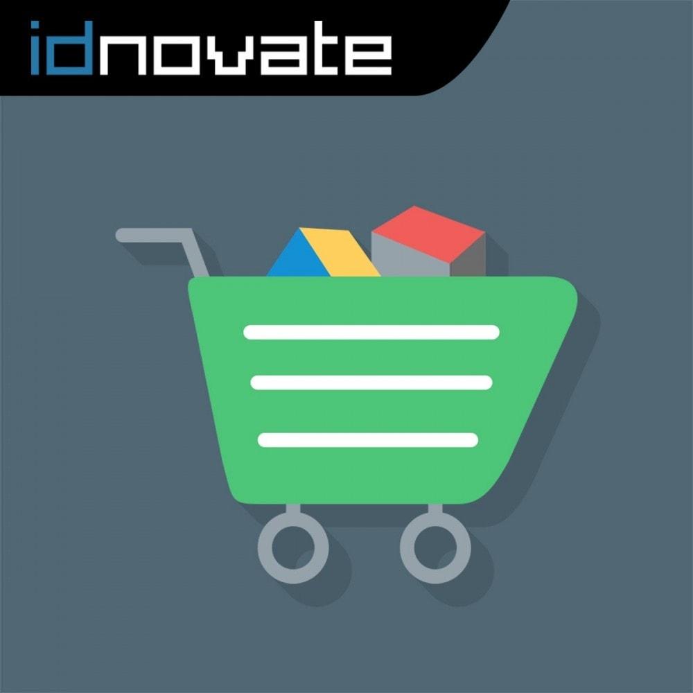 module - Remarketing & Paniers Abandonnés - Cart reminder - Popup with the cart content - 1