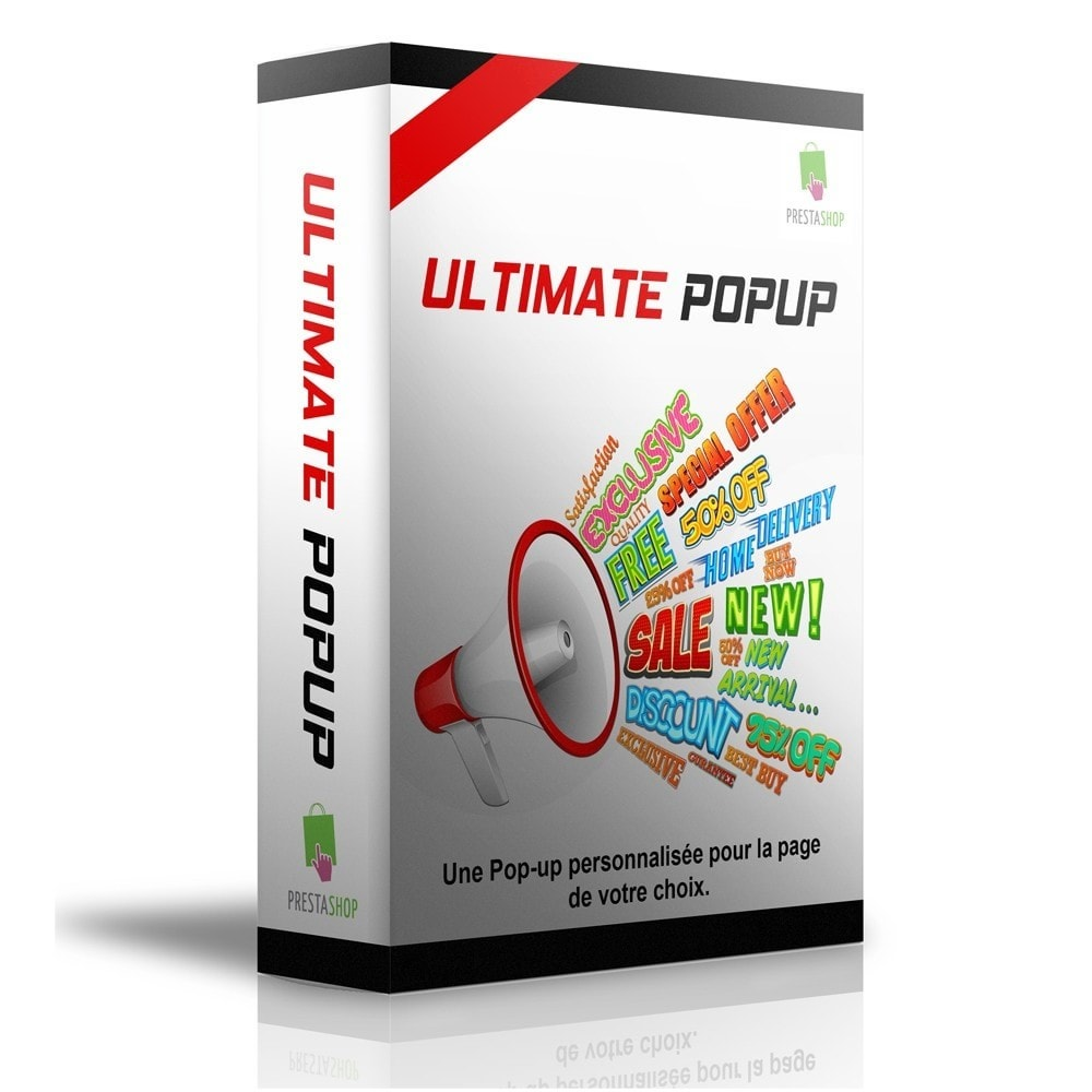 module - Pop-up - Ultimate PopUp - 1