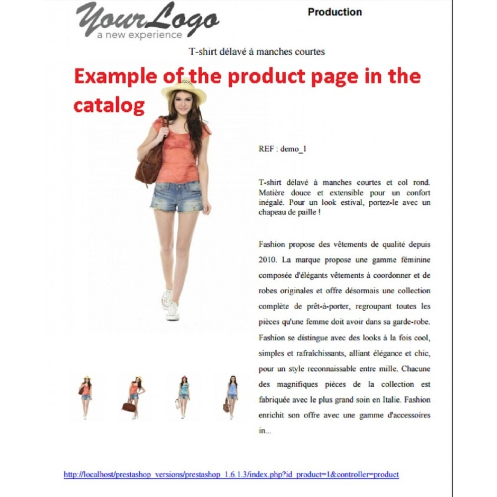 module - Data Import & Export - SIMPLE PDF CATALOG CREATOR - 2