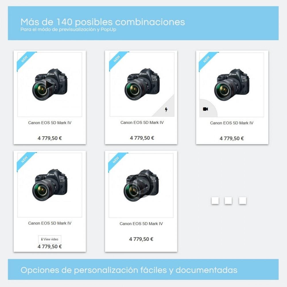 module - Vídeos y Música - Videos para Productos - Youtube, Vimeo... - 10