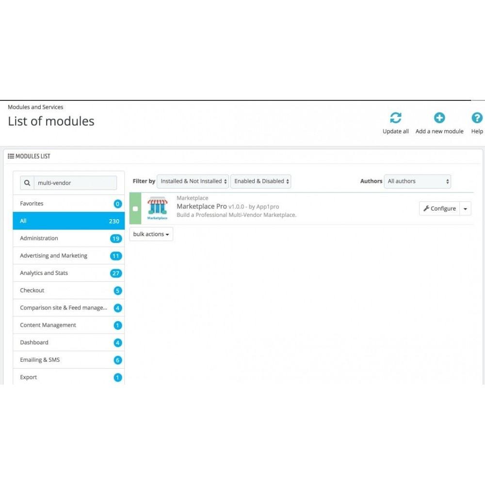 module - Criação de Marketplace - Marketplace Pro - 8