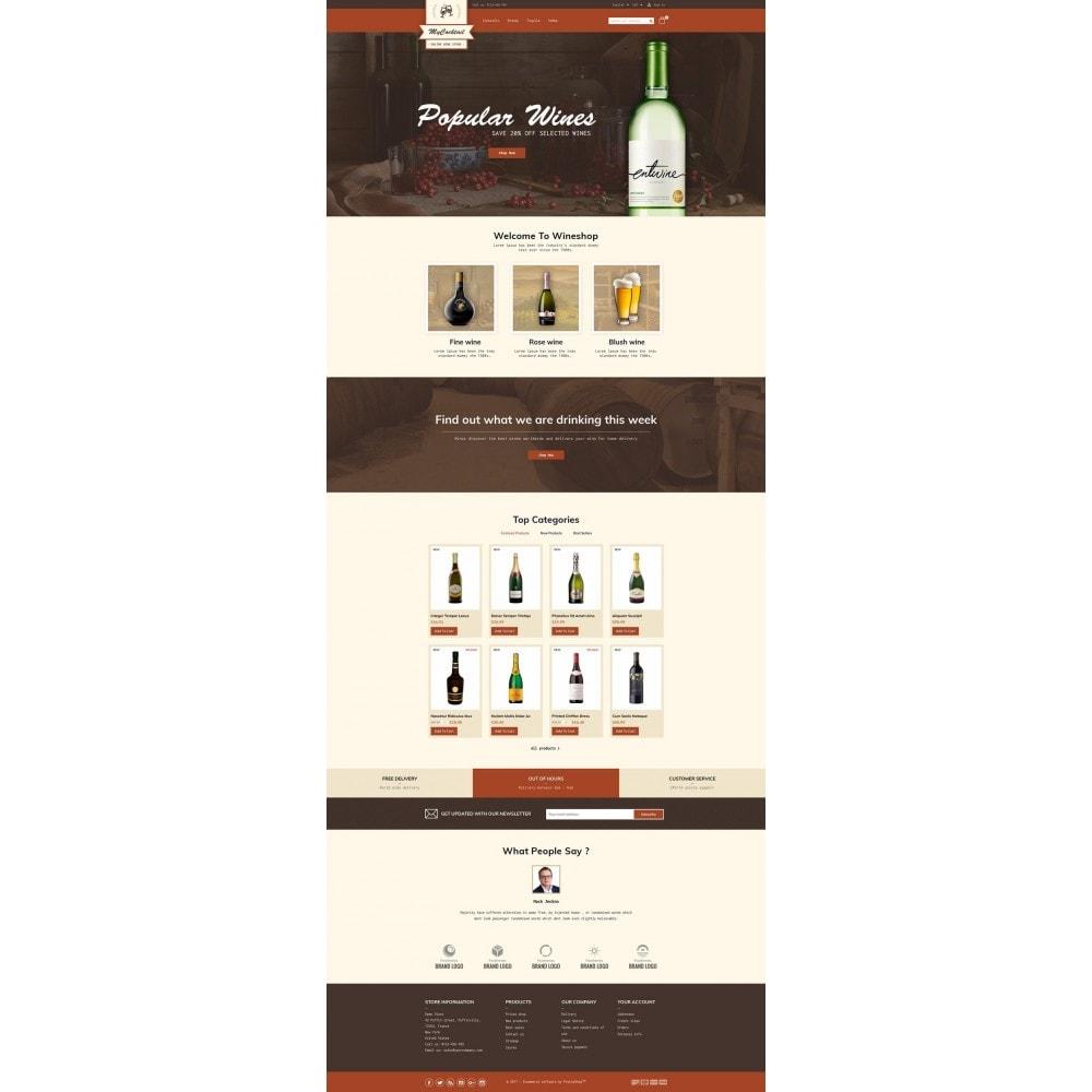 theme - Getränke & Tabak - My Cocktail Online Store - 2