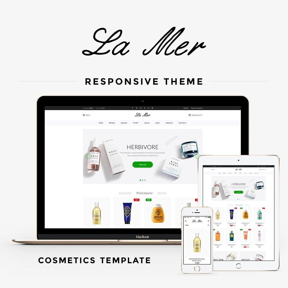 theme - Saúde & Beleza - La Mer Cosmetics - 1