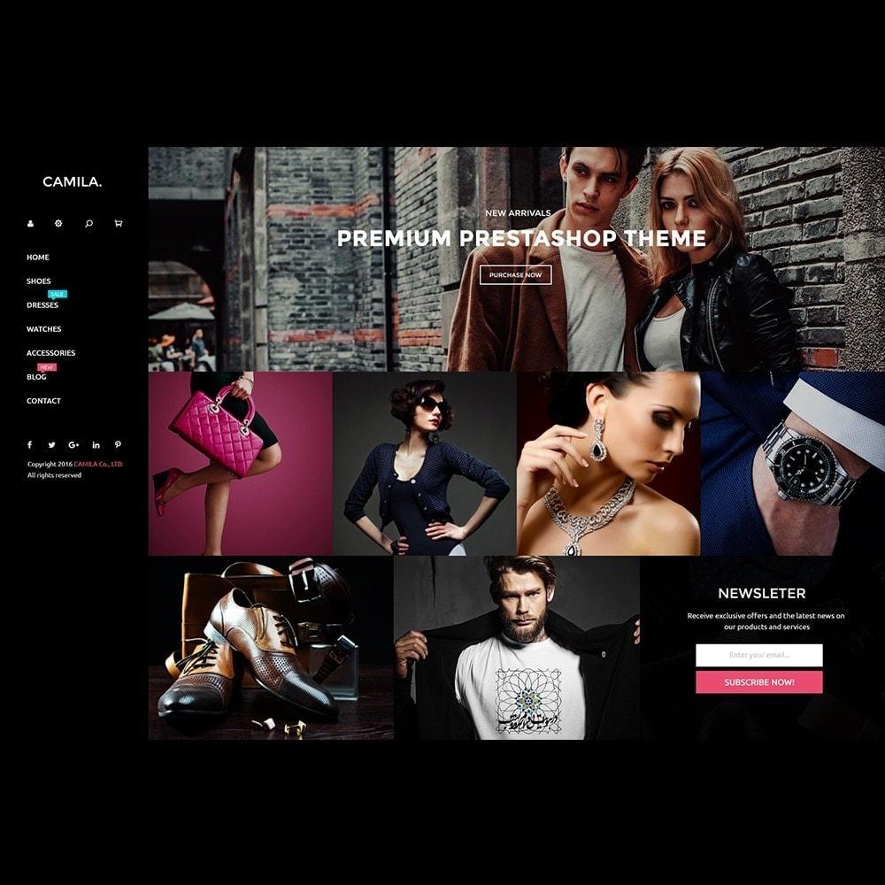 theme - Mode & Schoenen - Camila - 2