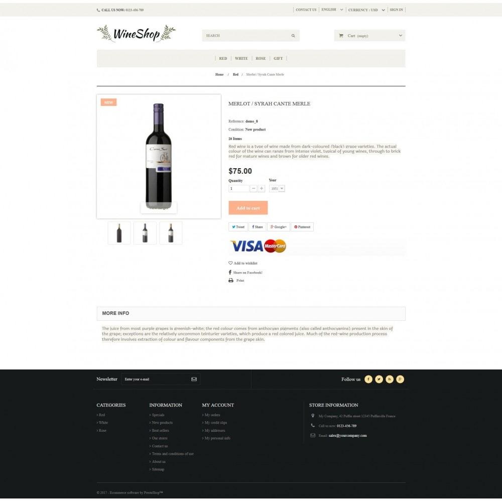 theme - Bebidas & Tabaco - WineShop - 4